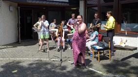 Aktive Schule – Schueler Band