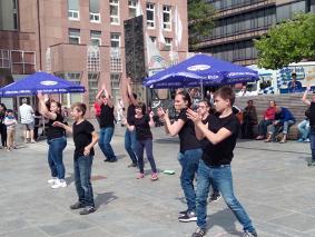 Aktive Schule - Tanz AG